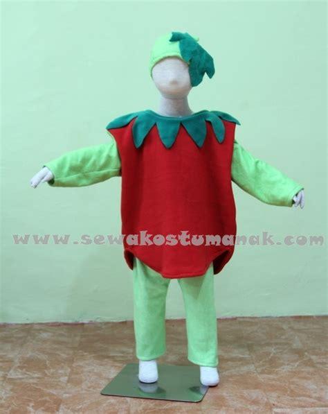 Sewa Kostum Costume Import kostum tomat kostum sayur tomato costume sewa kostum