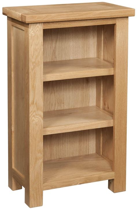 oak small bookcase