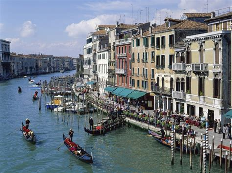 grand canal  venice italy wallpapers hd wallpapers