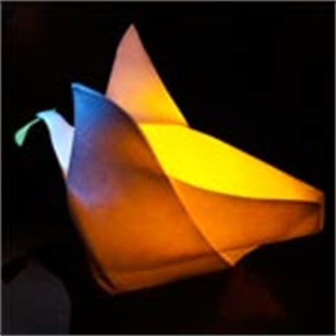 Origami Lantern Box - origami origami boxes containers and