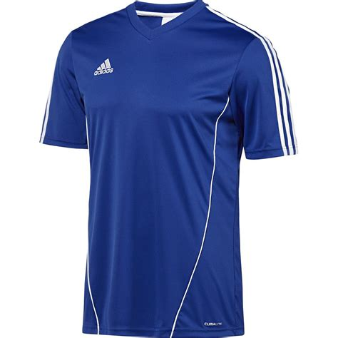 sport jersey adidas climalite mens estro football training top jersey t