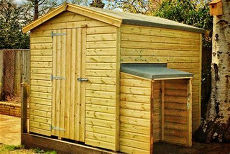 sheds workshops summerhouses in andover