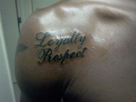 respect and loyalty tattoo designs respect tattoos designs ideas and meaning tattoos for you