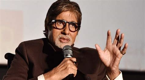 Amitabh Bachchan: Shamitabh is not a tribute to my voice ...