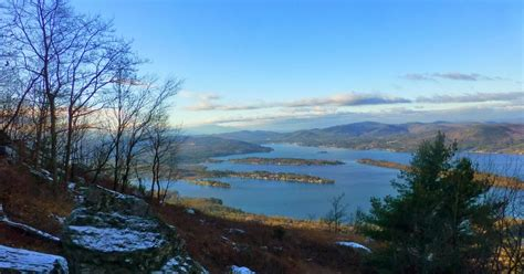 Pilot Knob Lake George by On Adventure Pilot Knob Airplane Crash Site Lake