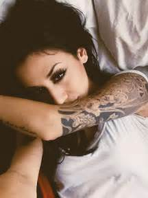 female tattoo sleeves 40 cool and pretty sleeve tattoo designs for women