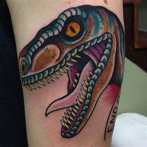 clever tattoos tutti serra dinosaur you clever