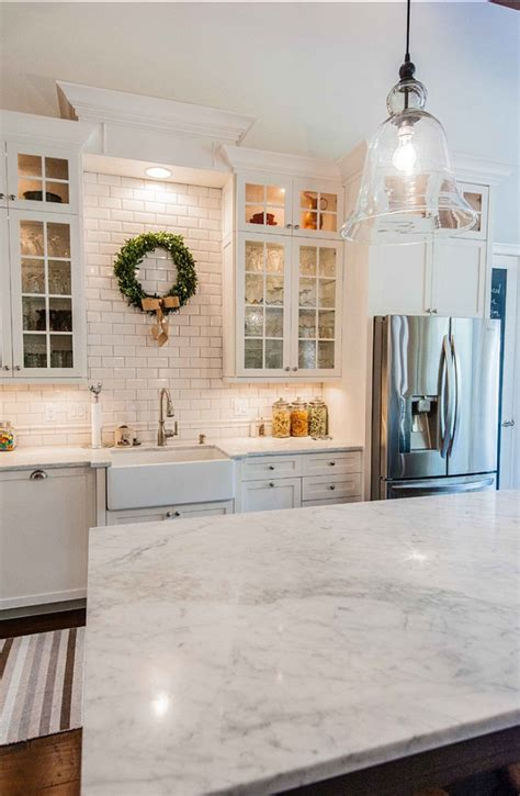 kitchen marble top my dream fixer upper inspired kitchen