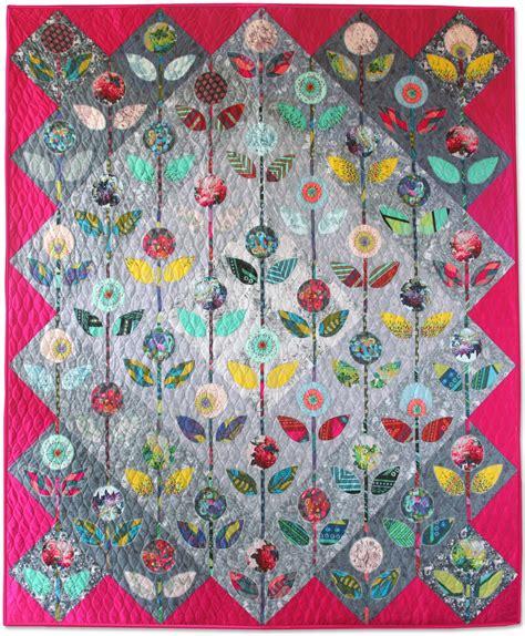 Flower Patchwork Quilt - horner folk flower quilt