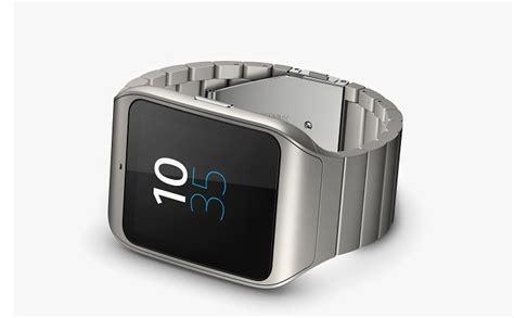 Sony Smartwatch Sw3 Sony Smartwatch 3 Gets A New Stainless Steel Version