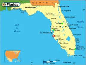 map of ta florida sarasota florida usa semester golf boende