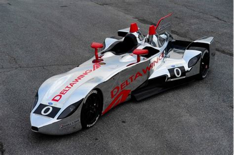 nissan race car delta wing the deltawing racer headed to lime rock