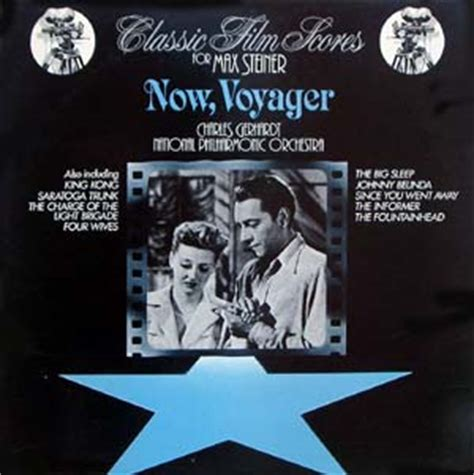 theme music now voyager now voyager soundtrack details soundtrackcollector com