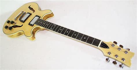 Le Anschließen 4 Kabel Decke by Cherrystone Jazz Blues E Gitarre Semi Acoustic In 3
