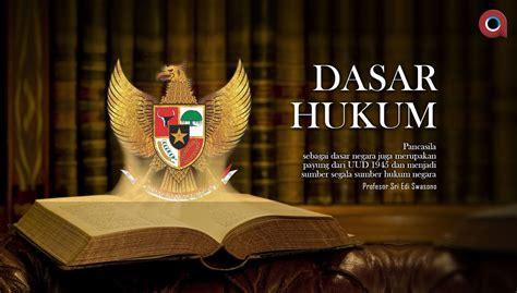 Persintuhan Di Indonesia Dengan Hukum Perkawinan Islam profesor sri edi pancasila harus jadi dasar hukum aktual terhangat terpercaya