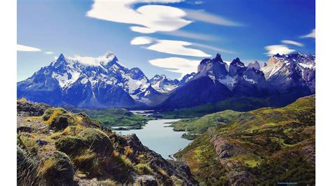 torres del paine national park wallpapers