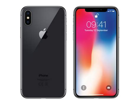 A Iphone X by Apple Iphone X Front Review Dxomark