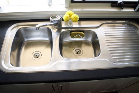 how to clean kitchen sink with baking soda clean kitchen sink cleaning kitchen sink with baking