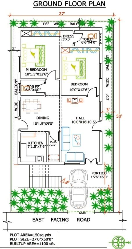 150 yard home design west facing vila 150 sq yards joy studio design gallery
