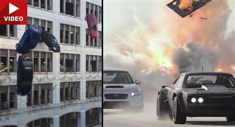 fast and furious 8 quay o vietnam video loạt xe 17 triệu đ 244 hội tụ trong một cảnh quay của