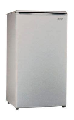 Freezer Sharp Mini Sharp Upright Freezer Sj K140 Sl3 3 4 Cft In Saudi Arabia Price Catalog Ksa Price Specs