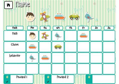 Reward Calendar My Reward Calendar Devpost
