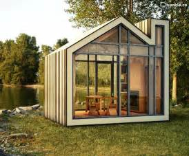 Backyard Tiny House A Tiny Glass House For Your Yard