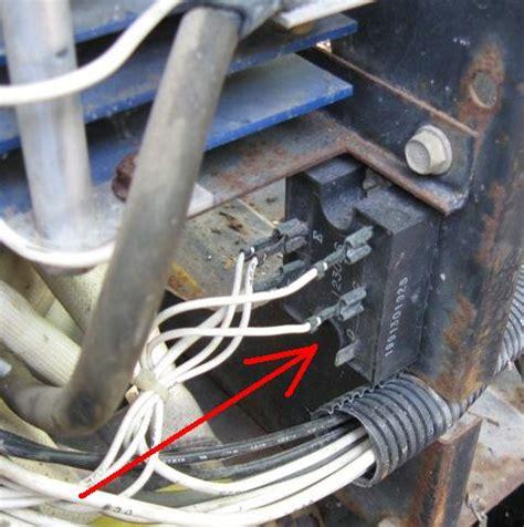 843 bobcat starter wiring diagram bobcat starter motor