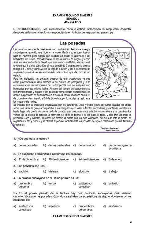 respuesta del examen del cuarto bloque 6 newhairstylesformen2014 com guia tercer grado cuarto bloque con respuestas examen