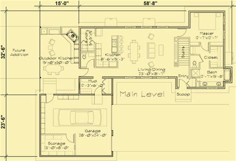 icf house plans modern ranch floor plans