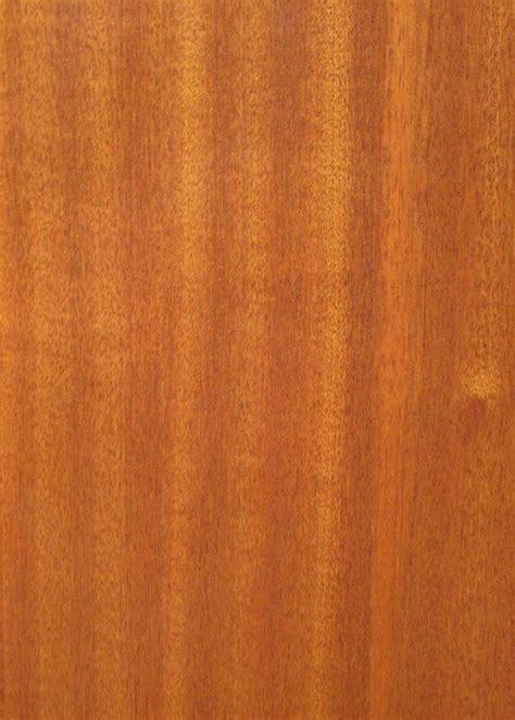 Sapele Mahogany Wood Sample