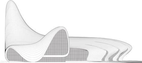 Zaha Hadid Floor Plans by Zaha Hadid S Heydar Aliyev Cultural Centre Turning A