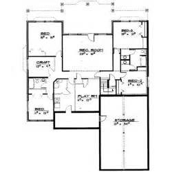 7 bedroom floor plans traditional style house plan 7 beds 3 50 baths 4214 sq