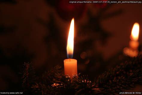 kerzen am weihnachtsbaum kerzen am christbaum dezember