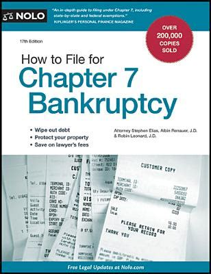 jp bankruptcy 楽天ブックス how to file for chapter 7 bankruptcy stephen
