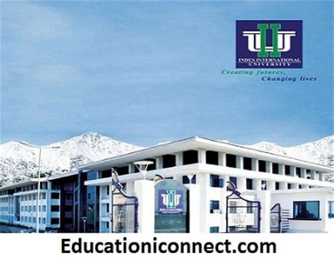 Jain College Mba Fee Structure by Indus International Fee Structure 2017 Iiu