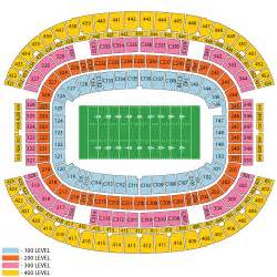 tech stadium map tech raiders football vs baylor bears football