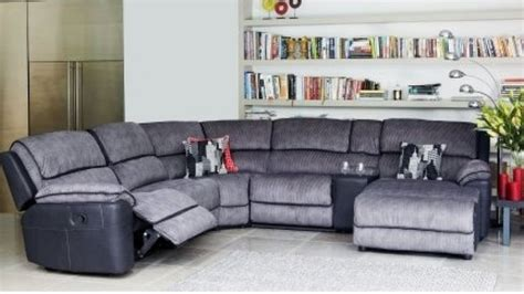 harvey norman couch bourbon modular recliner lounge suite with chaise