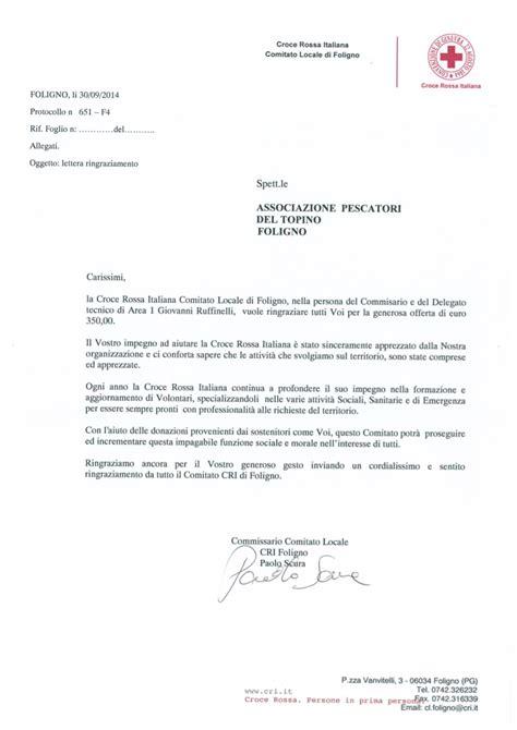 lettere di ringraziamento formale esempio lettera ringraziamento curriculum vitae 2018