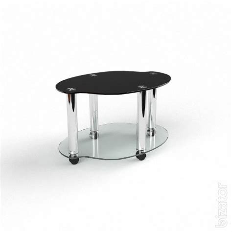 glass coffee table with wheels cheap buy on www bizator