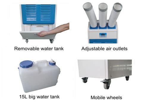Jerigen Tempat Air Portable 15l brand compressor 15l big tank powerful portable spot air conditioners buy portable spot air