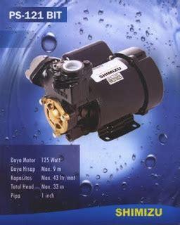Mesin Pompa Booster Shimizu Ps 133 Bit gambar pompa air shimizu cara memperbaiki pompa air yang rusak