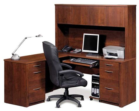 Small Home Office Furniture Sets Choosing Most Appropriate Executive Office Furniture Collections