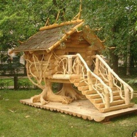 backyard treehouse ideas artistic and creative chicken house