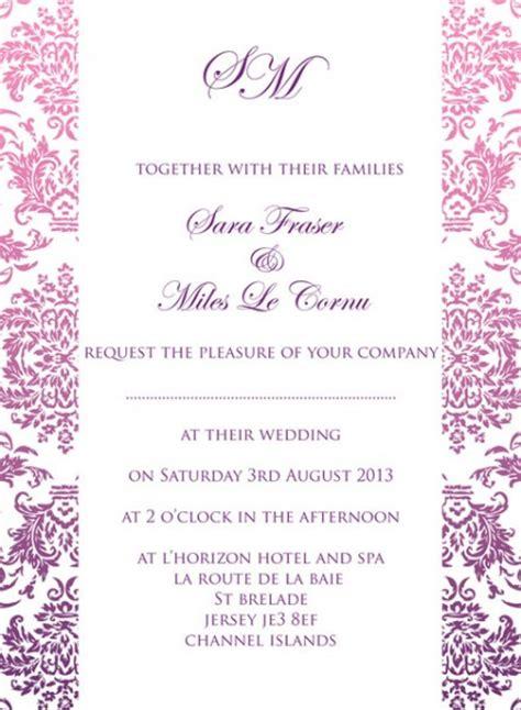 wedding invitation cards sles in nigeria new wedding invitation cards nigeria wedding invitation design
