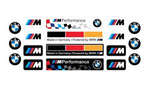bmw emblems set