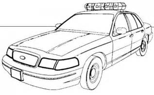 coloring pages cop cars get this free car coloring pages to print 77745