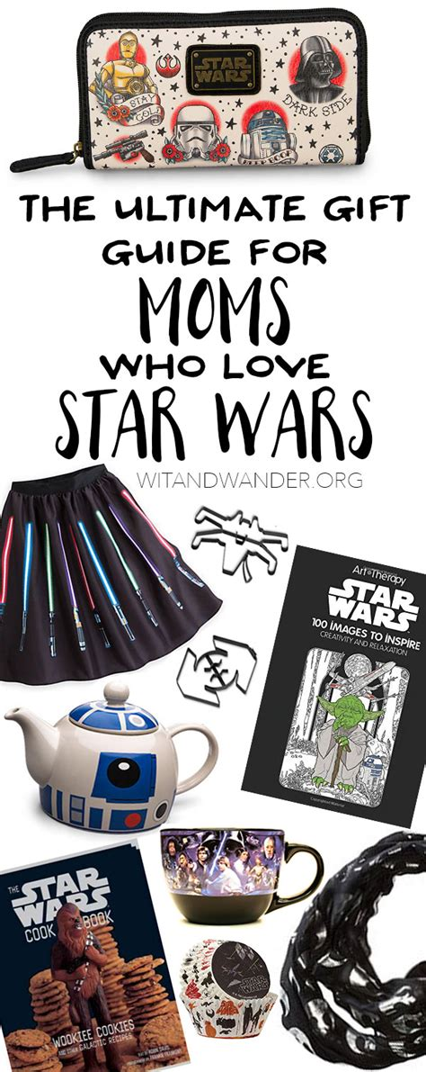 the chic gift guide for who wars our handcrafted