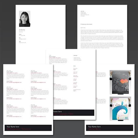 resume template indesign cs6 40 best indesign tutorials graphic and web design resources vintage ban
