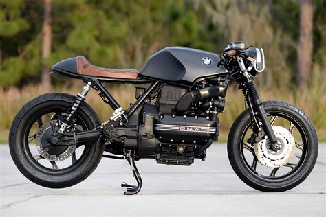 bmw motorcycle cafe racer bmw k100rs cafe racer hageman motorcycles pipeburn com